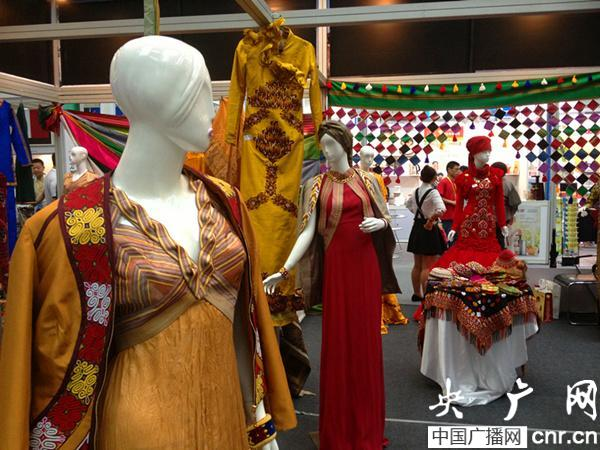 The first Silk Road International Exposition has opened in the ancient city of Xi'an, the capital of northwest China's Shaanxi Province.