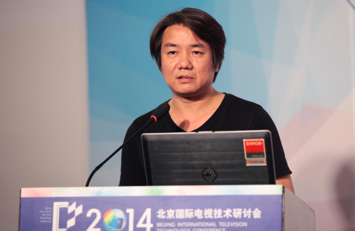 小米科技联合创始人王川图片