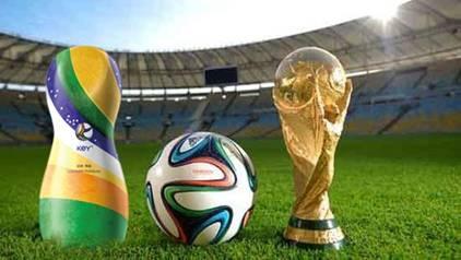 世界杯震撼来袭 key飞机杯打造专属之杯