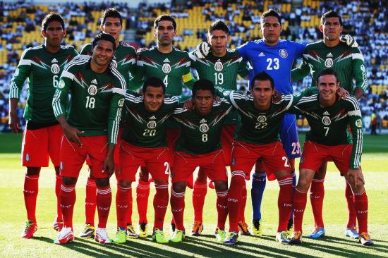 Состав сборной Мексики по футболу на ЧМ-2014