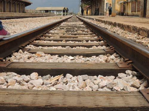 碧色寨站是中国近代史上最早的火车站之一