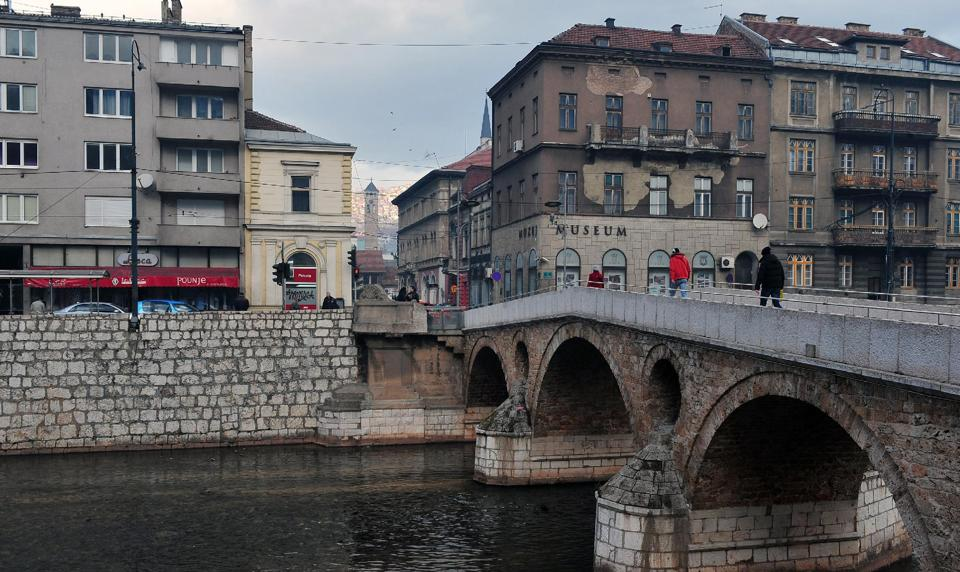 Sarajevo marks 100 years since killing triggered WWI