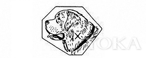 可爱狗头简笔画