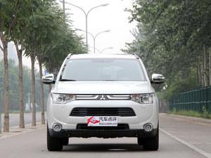三菱欧蓝德最高降3.48万 少量现车在售