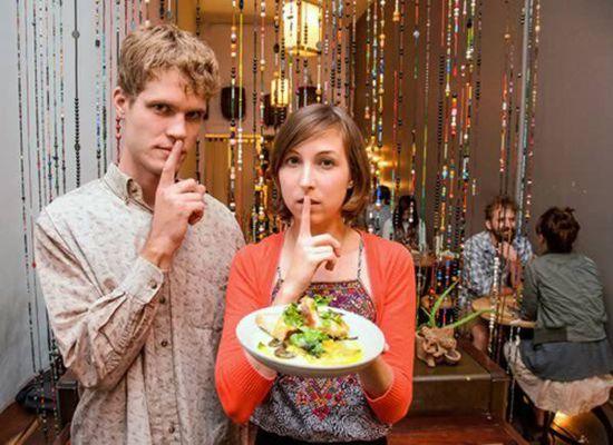 盘点世界上10大与众不同的另类餐厅