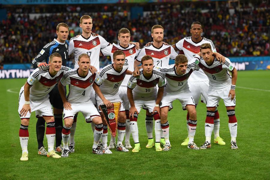 德国队2014巴西世界杯