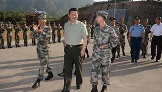 习近平:我临东海情同深 爱我人民爱我军