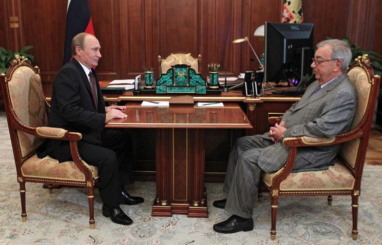 Путин поздравил с 85-летним юбилеем выдающегося государственного деятеля Евгения Примакова