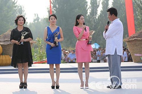 王茜华、颜丹晨、王力可获得最佳女主角