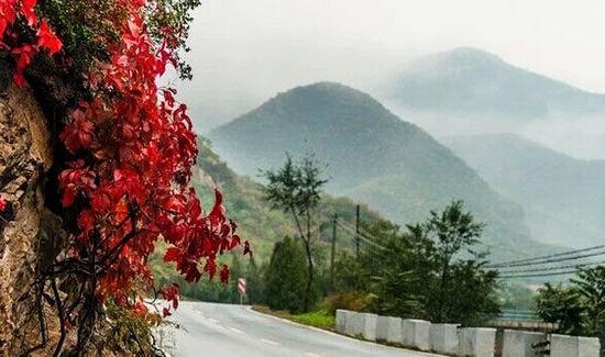 自驾门头沟 最美的风景在路上