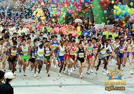 2015厦门国际马拉松赛事,和ag一起跑步健身远离都市亚健康为