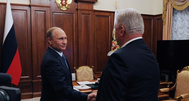 Путин встретится с членами Совета Парламентской ассамблеи ОДКБ