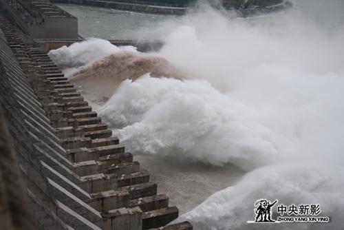 《中国三峡》剧照