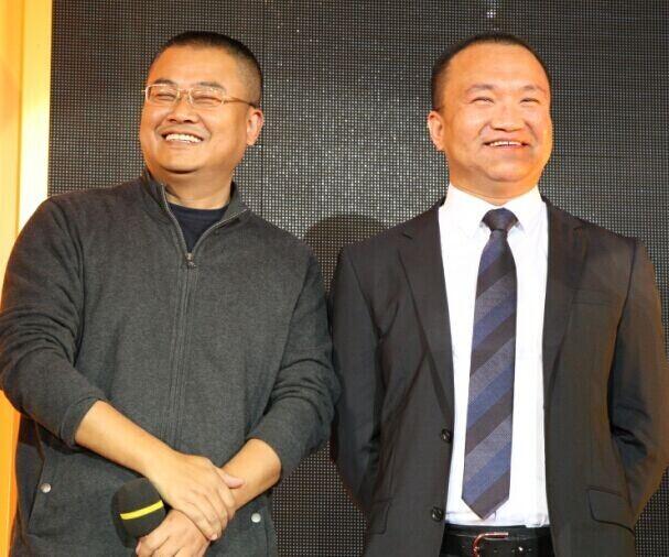 猜一猜哪位是咱们《舌尖》总导演陈晓卿呢?