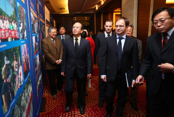 В Пекине открылся Второй Китайско-российский культурный форум