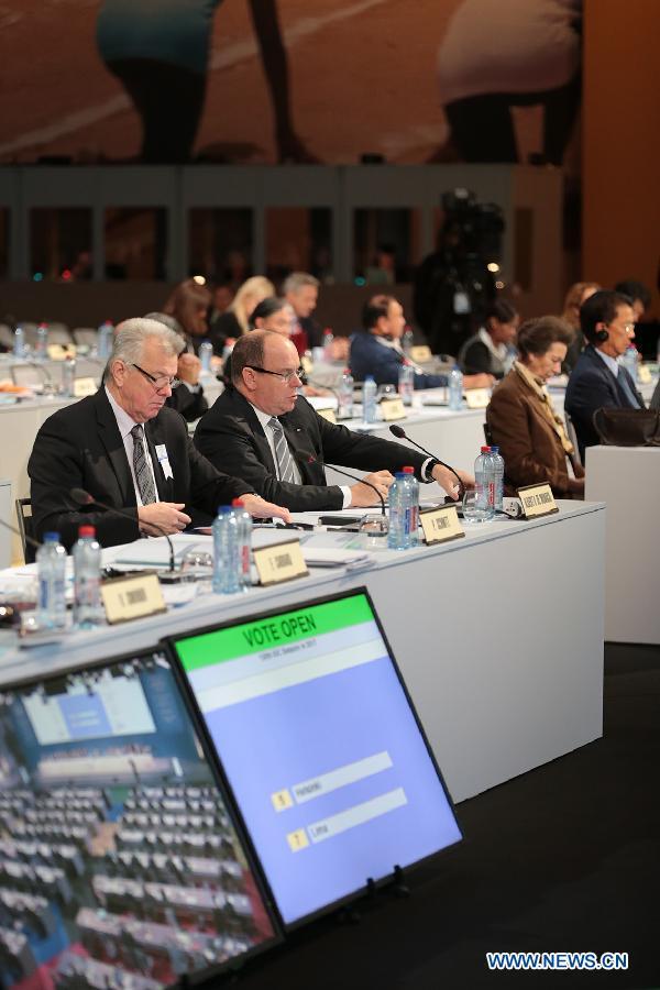 130-я сессия МОК пройдет в 2017 году в Лиме