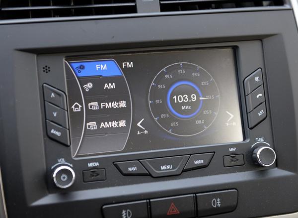 瑞虎3空调按键图解