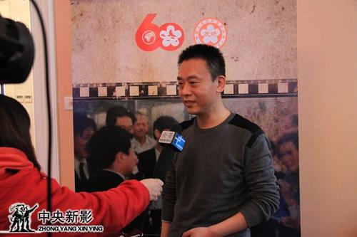 丝瓜成版人性视频app影片总导演王强接受采访