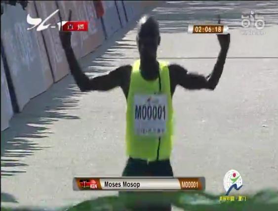 男子冠军莫瑟斯·莫叟普将获得10万美元奖励!冠军4万+破赛会纪录2万+刷新中国境内马拉松最好成绩4万。