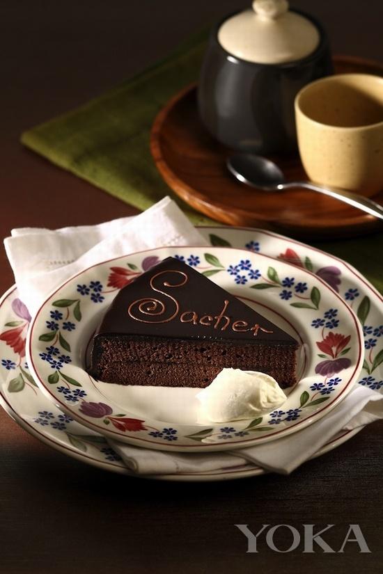 奥地利甜点萨赫蛋糕