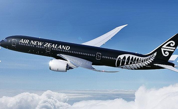 新西兰航空被评选为2015年世界最佳航空公司之一