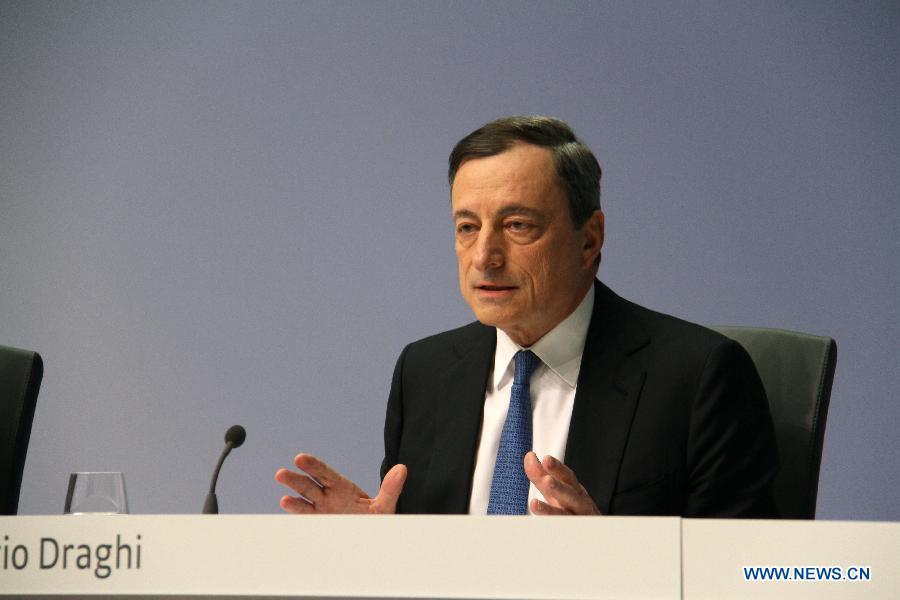 ЕЦБ анонсировал всестороннюю политику количественного смягчения