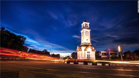 旅游后起之秀:泰国北部兰邦