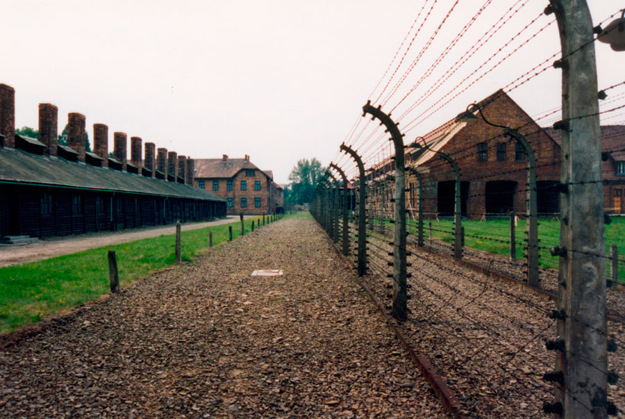 a history of auschwitz a concentration camp established by nazis Auschwitz birkenau was the principal and most notorious of the six concentration and extermination camps established by nazi germany to implement its final solution policy which had as its aim the mass murder of the jewish people in europe.