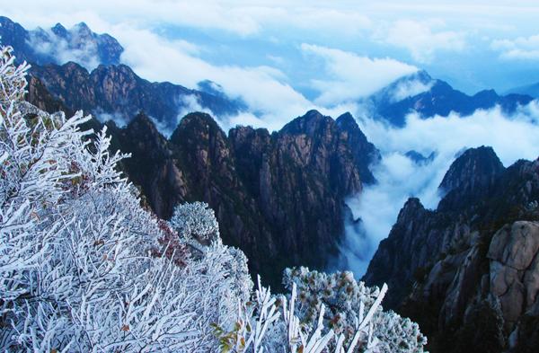 """Архив: Необычное природное явление """"Усун"""" появилось на юге и западе Китая"""