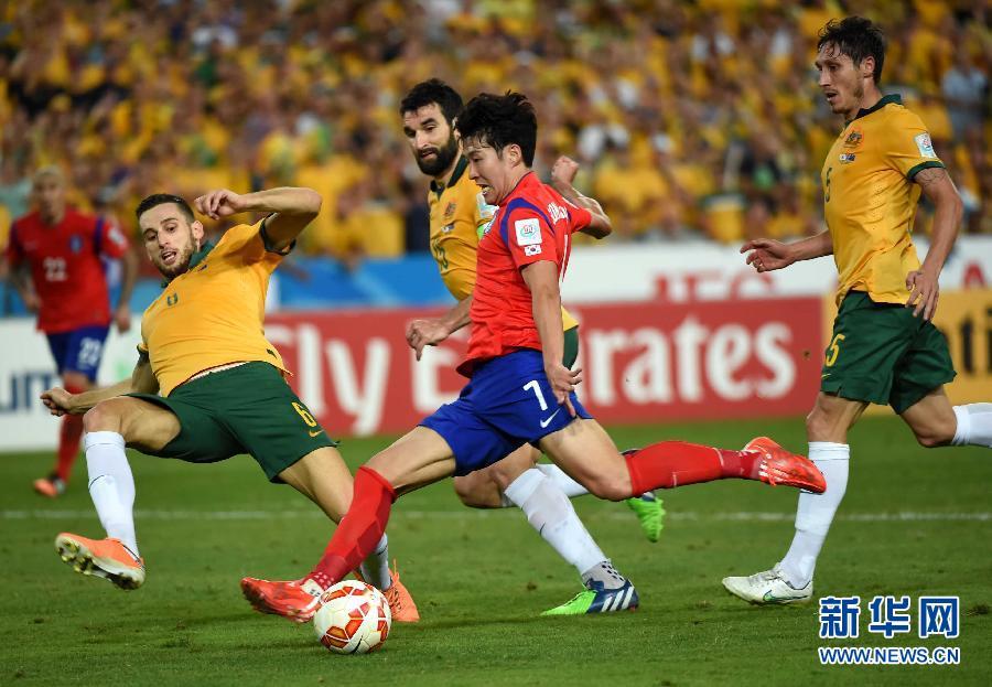 Австралийская сборная победила команду Республики Корея в финале со счетом 2:1