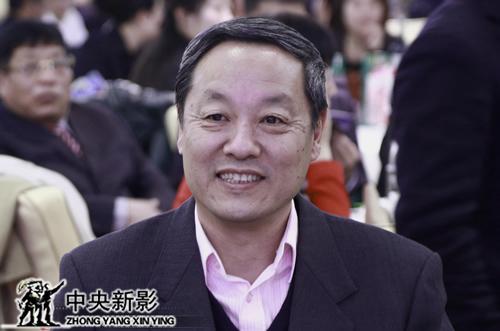 中央新影集团副总裁安为民参加活动