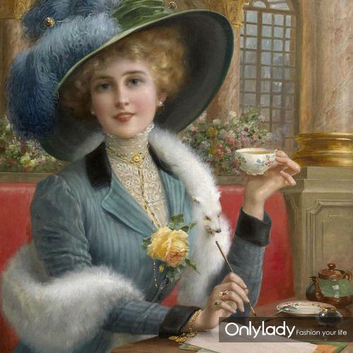 茶迷贵妇人 揭秘欧洲贵族的一天图片