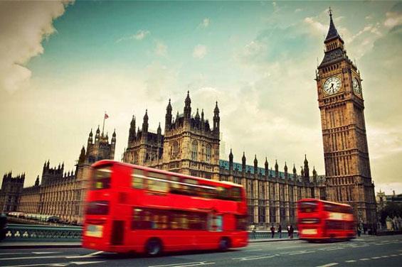 看沿途风景名胜 英国伦敦五大最美公交路线 (图)