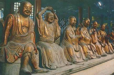 大年初一数罗汉习俗:最早是佛教礼仪