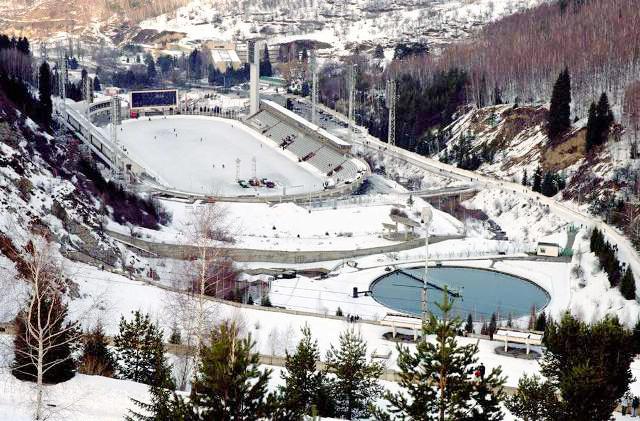 Архив: Алматы готовится к конкурсу на проведение Зимней Олимпиады-2022
