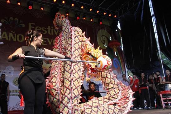 Buenos Aires celebra por undécima vez la llegada del  Año Nuevo Chino
