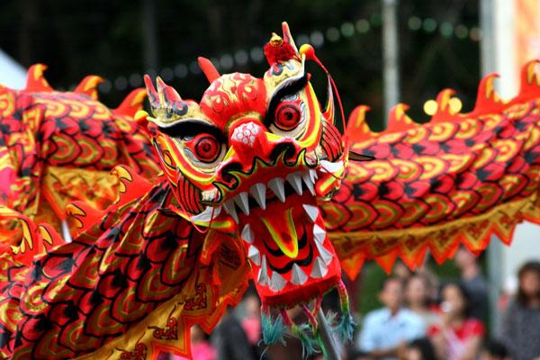 Sudáfrica celebra el Año Nuevo Lunar chino