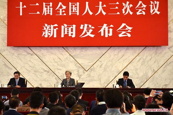 Chine : 39 députés nationaux licenciés en deux ans (porte-parole)