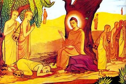 佛陀明确告诫弟子:不供养父母犯重罪。(图片来源:资料图片)