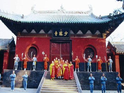 少林寺在澳霸气买地筹建分寺 全球洋弟子300多万