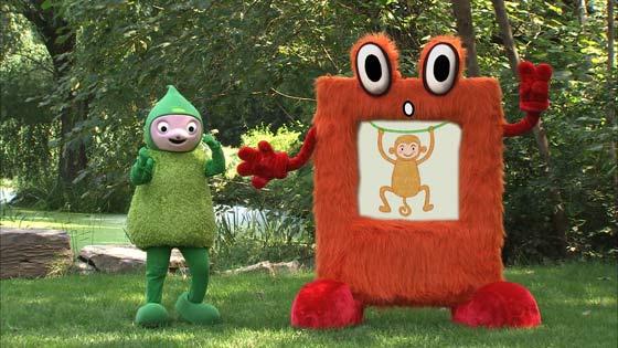 本周三和周四的精彩节目包括《当当当当》、《跳舞真开心》等。本期游戏互动板块《当当当当》的主题是小猴子,当当会和小朋友一起唱当当歌,一起画小猴子。小嘟嘟会和小朋友一起寻找躲藏起来的小猴子哦! 2014年3月13日节目简介: