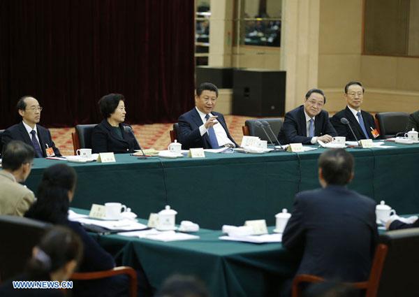 Xi Jinping met l