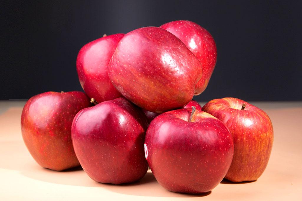 包苹果的方法图解