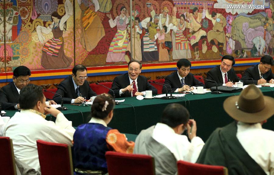 قال وانغ تشي شان إن تصحيح أنماط العمل غير المرغوبة