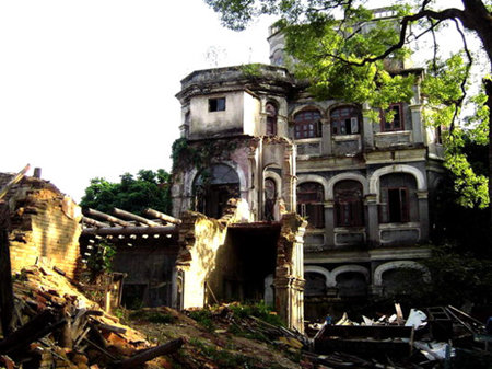 2006倒塌的林氏府