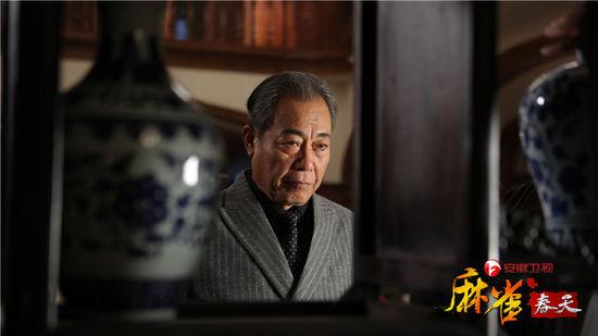 冯恩鹤出演《麻雀春天》反派麦大年