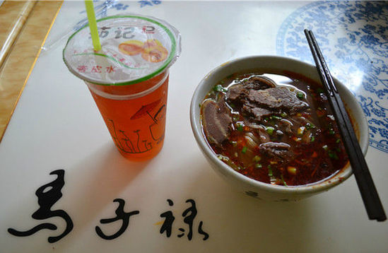 <b>餓了來碗面,中國最好吃的十大面條</b>