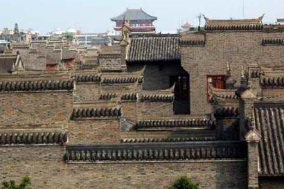 桓冲建上明寺,宝阁连云,僧房万间,规模之大,并世无匹。(图片来源:资料图片)
