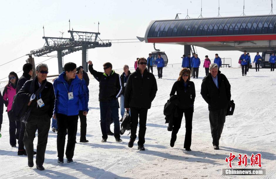 Комиссия МОК продолжает проверять Пекин на готовность к зимним играм 2022 года