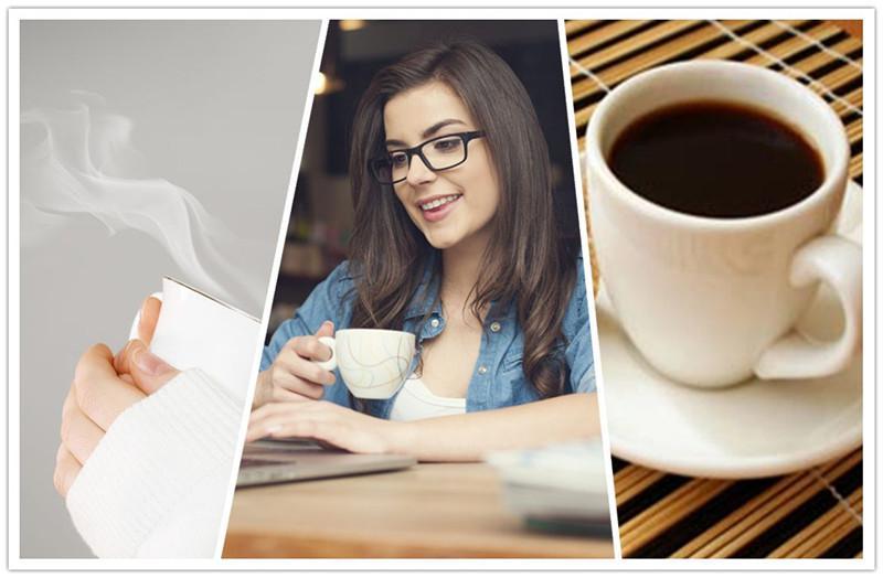 早上空腹喝咖啡可消除宿便排毒